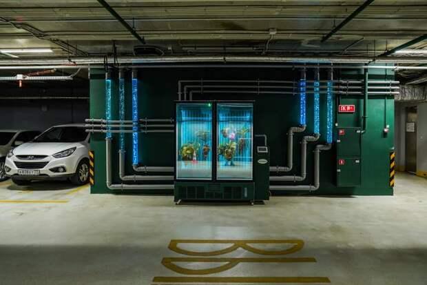 В «Зарядье» откроется масштабная инсталляция Марины Звягинцевой