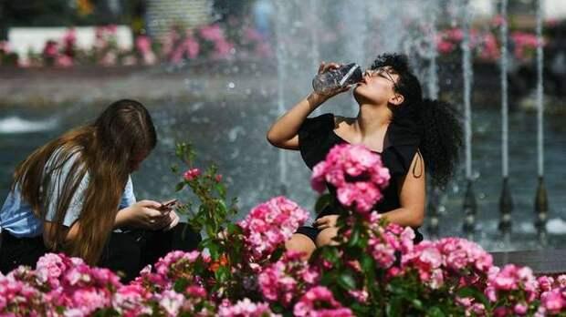Гидрометцентр предупредил об аномальной жаре в Москве