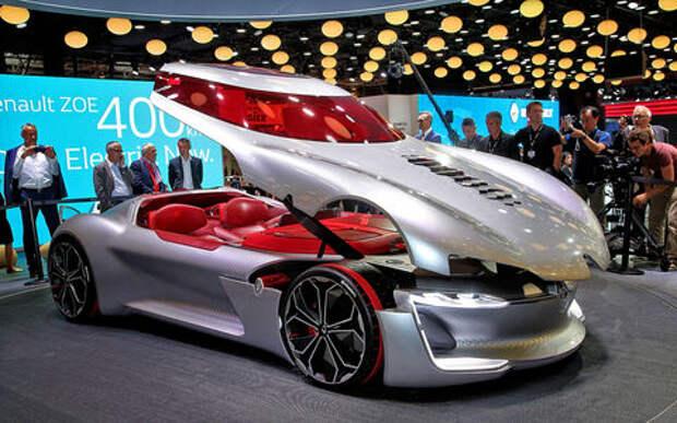 Renault Trezor: почти космос
