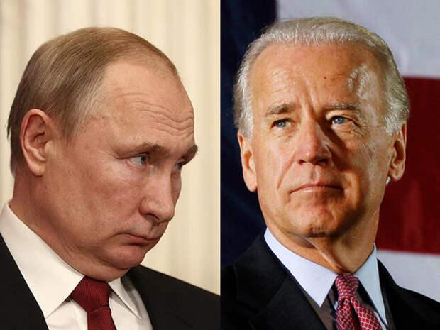 Американский эксперт оценил риск провала переговоров Путина с Байденом