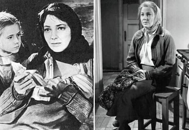 Кадры из фильма *Аннушка*, 1959 | Фото: kino-teatr.ru