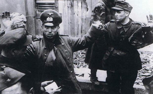 Потери гитлеровцев убитыми составили почти 400 тысяч челове