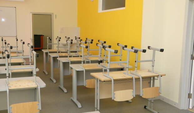 Встроящихся школах Тюмени идут отделочные работы