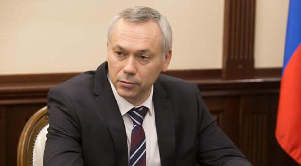 Андрей Травников назвал возможные причины сохранения масочного режима после 31 мая