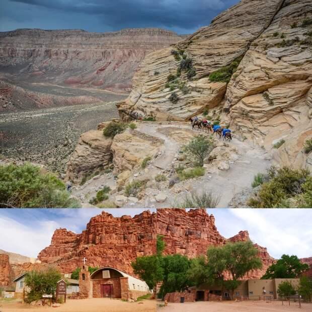 Самые изолированные места, в которых всё еще живут люди
