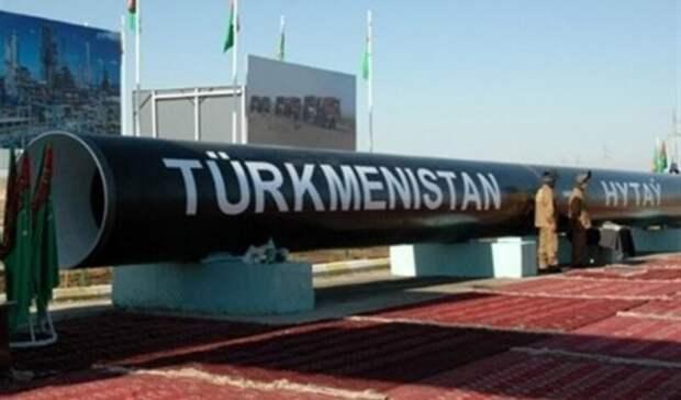 Основной покупатель туркменского газа— Китай