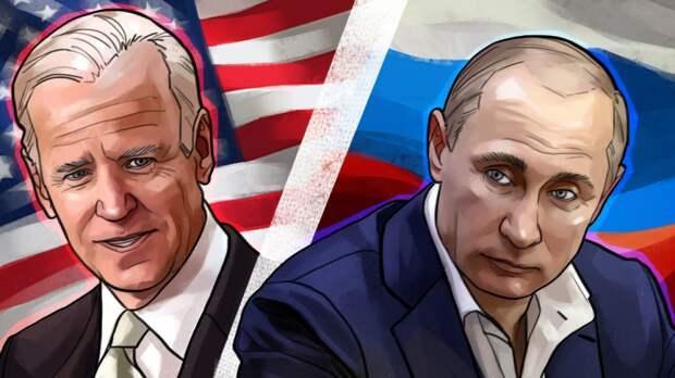 Путин и Байден пожали друг другу руки перед саммитом в Женеве
