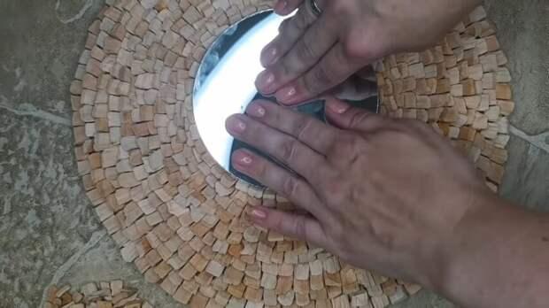 Нашли необычное применение щепке для копчения