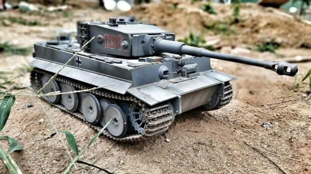 Мастер-класс по моделированию военной техники пройдет в «Рассвете»