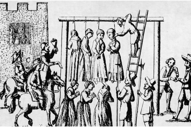 Как астроном и математик Иоганн Кеплер спасал свою мать от костра