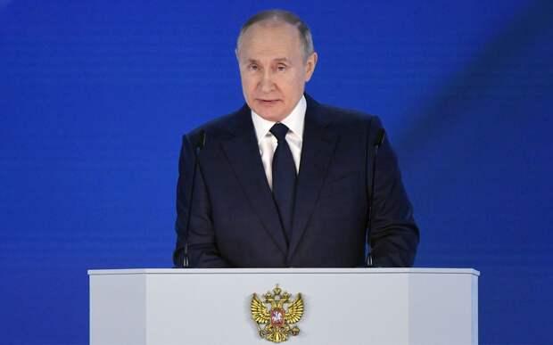 Путин: «Вводить обязательную вакцинацию от коронавируса нельзя. Граждане должны сами осознать эту необходимость»