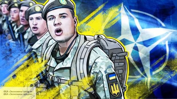 InfoBrics: Украина пытается пробраться в НАТО под «Железным куполом»
