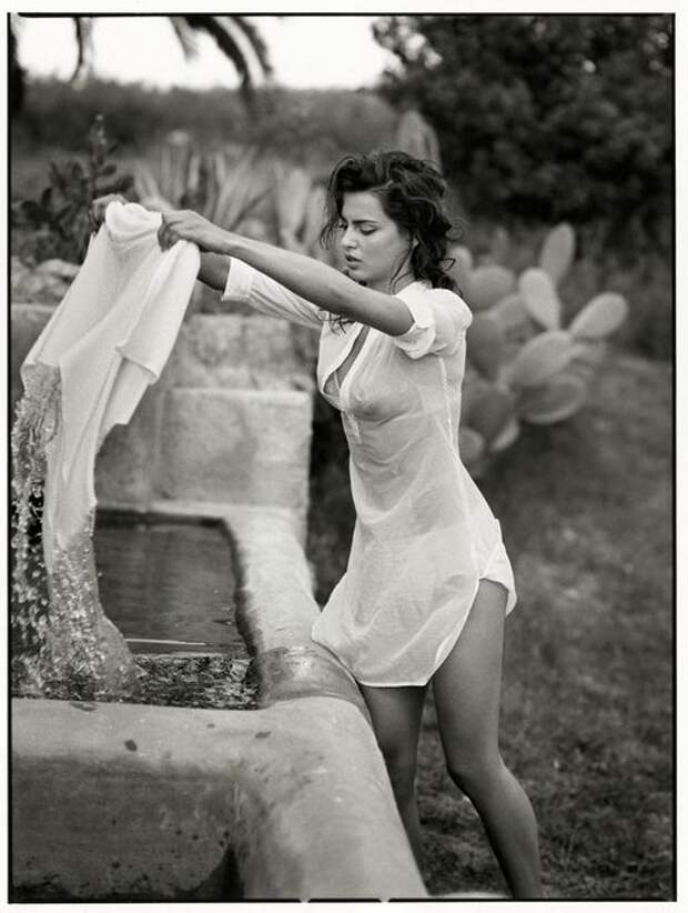 Фото Итальянский неореализм в фотосессии для Bambi Magazine# 6 (фото), Дизайнеры 6