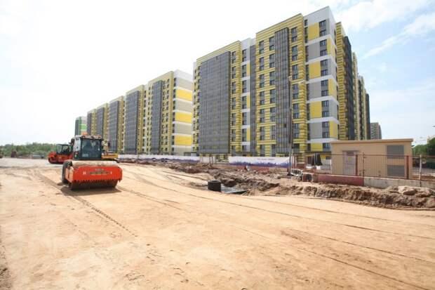 Программа реновации: новостройки в Северном готовят к приему жильцов Фото: Роман Балаев