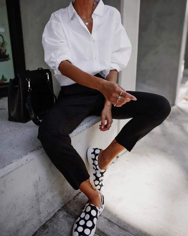 Модные слипоны 2021 — обувь, которая отличается максимальным комфортом
