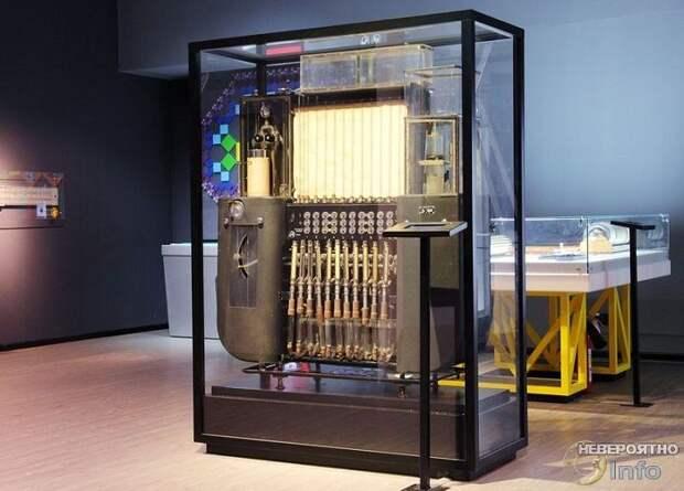 Водный компьютер