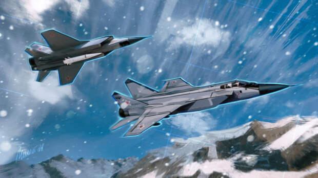 В Сети назвали время подлета «Кинжала» к военным базам США