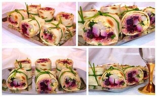 """Так можно не только """"селёдку под шубой"""" делать, но и кучу других салатов - закусончиков."""