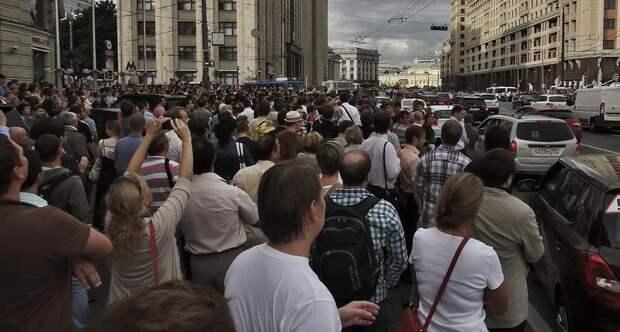 Один протестующий погиб во время массовых акций в Минске