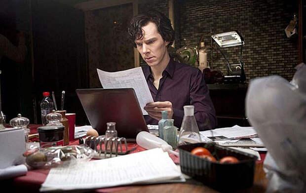 Такие разные Шерлоки Холмсы