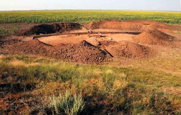 В Астраханской области нашли 2500-летние скелеты элитных кочевых племен