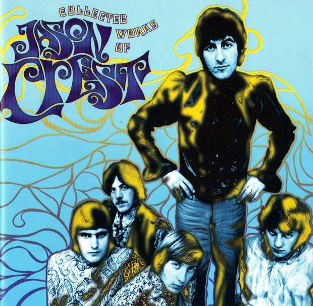 Jason Crest. Collected Works Of Jason Crest Год выхода: 1998 (recorded in 1967-1969)