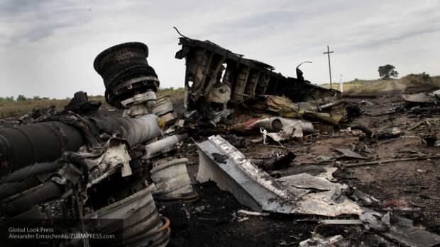 Москва не видит смысла в сотрудничестве с Нидерландами по делу MH17