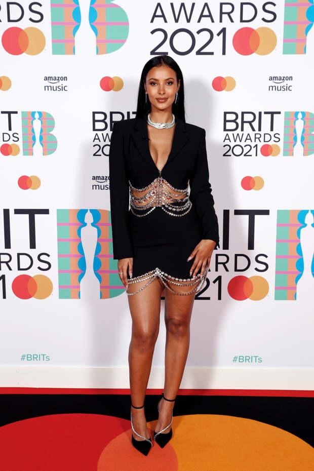 Пошлое платье Дуа Липы и ещё 10 худших нарядов на Brit Awards-2021