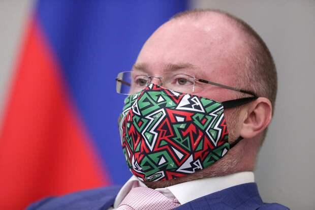 Сын Жириновского отказался от участия в политике