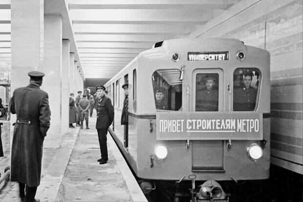 Московскому метро исполнилось 86 лет