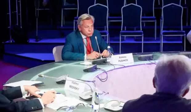 В двух шагах от войны. Алексей Пушков о настоящих «красных линиях» и новом «Карибском кризисе»