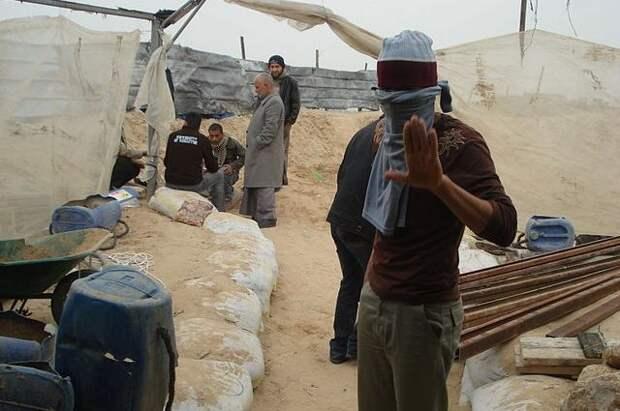 Из сектора Газа по Израилю выпустили три ракеты