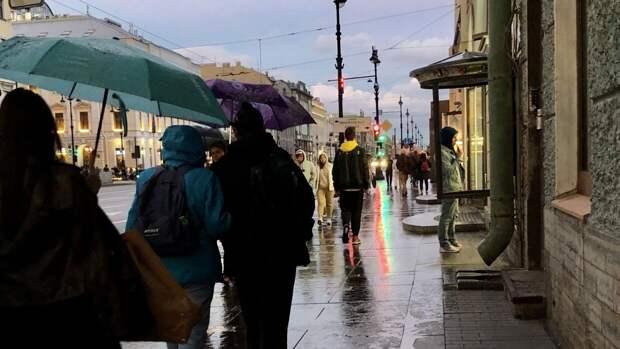 Архангельский циклон принесет в Санкт-Петербург дожди и грозы в воскресенье 16 мая