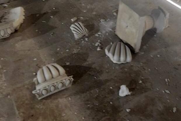 Керченские полицейские задержали вандалов, повредивших Малую Митридатскую лестницу