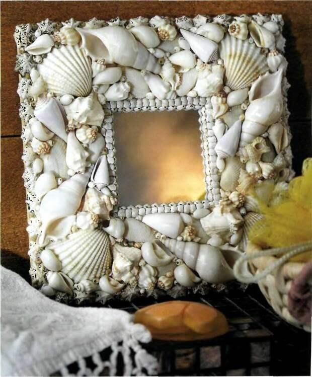 Фото 13 Море хендмейда: что можно сделать из ракушек? 95+ потрясающих идей для дома