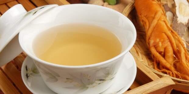 Полезные напитки перед сном: чай с индийским женьшенем