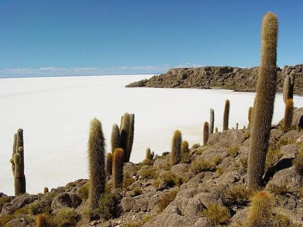 5 невероятно красивых мест на планете