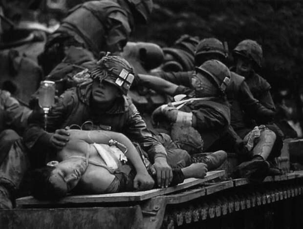 14. Раненые американские солдаты Вьетнам, война во вьетнаме, вьетнамская война, сша