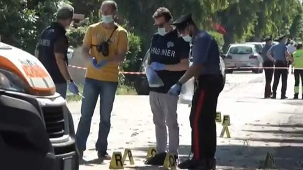 Застреливший трех человек под Римом мужчина покончил с собой