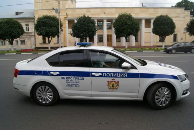 В Рязани разыскивают очевидцев двух ДТП