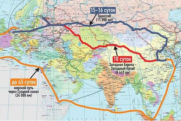 Литовским политикам посоветовали учить географию, чтобы торговать с Китаем