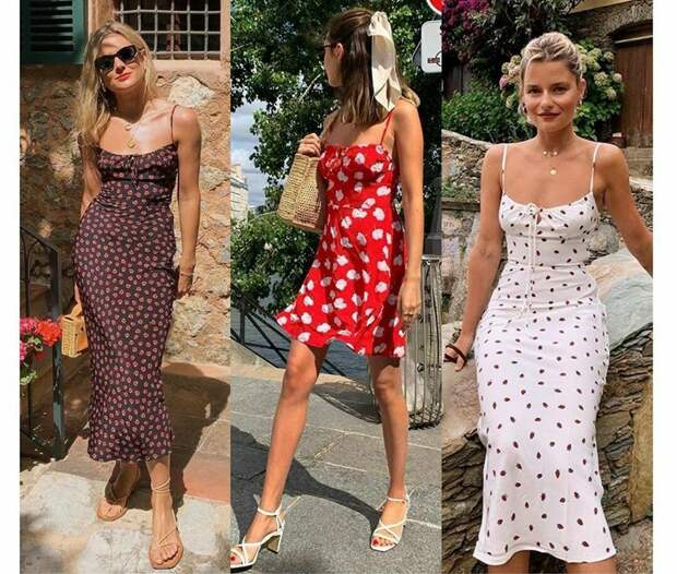 Лето в французском стиле: делаем ставку на женственность