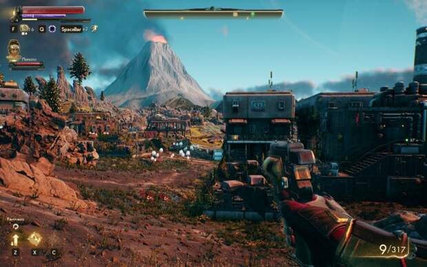 The Outer Worlds: последняя надежда