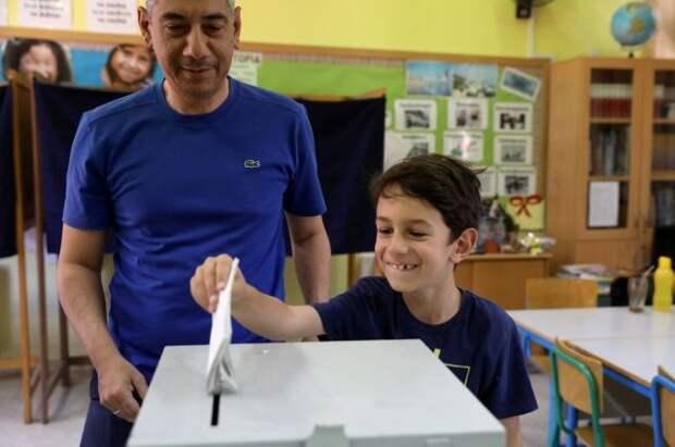 Парламентские выборы проходят на Кипре