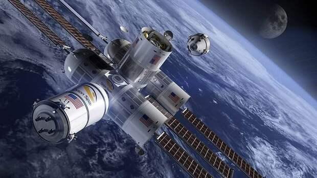 Первый космический отель по заоблачным ценам должен открыться в 2021 году
