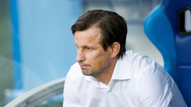 Семак: у меня в контракте прописано, что «Зенит» должен играть в Лиге чемпионов