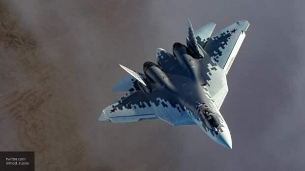 Видео с российским Су-57 произвело сильное впечатление на западные СМИ