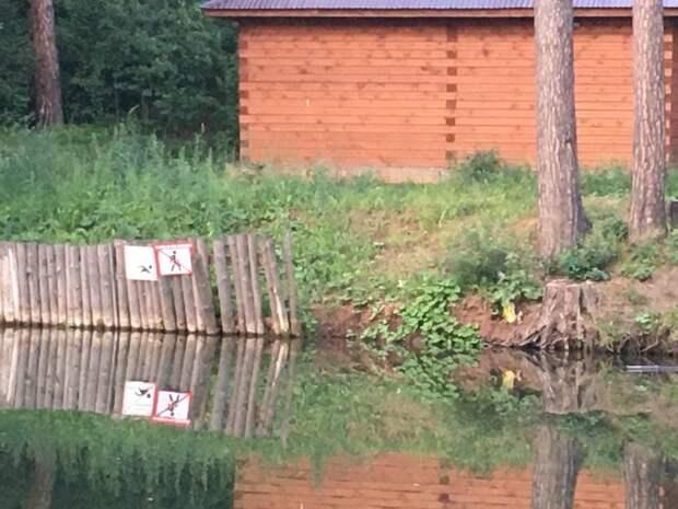 В Сарапуле на пруду утонули женщина и ее трехлетняя дочь