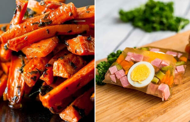 5 неизбитых блюд, которые можно приготовить из обычной морковки