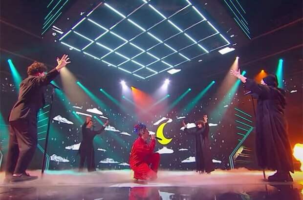 Манижа приняла участие в первой репетиции финала «Евровидения»